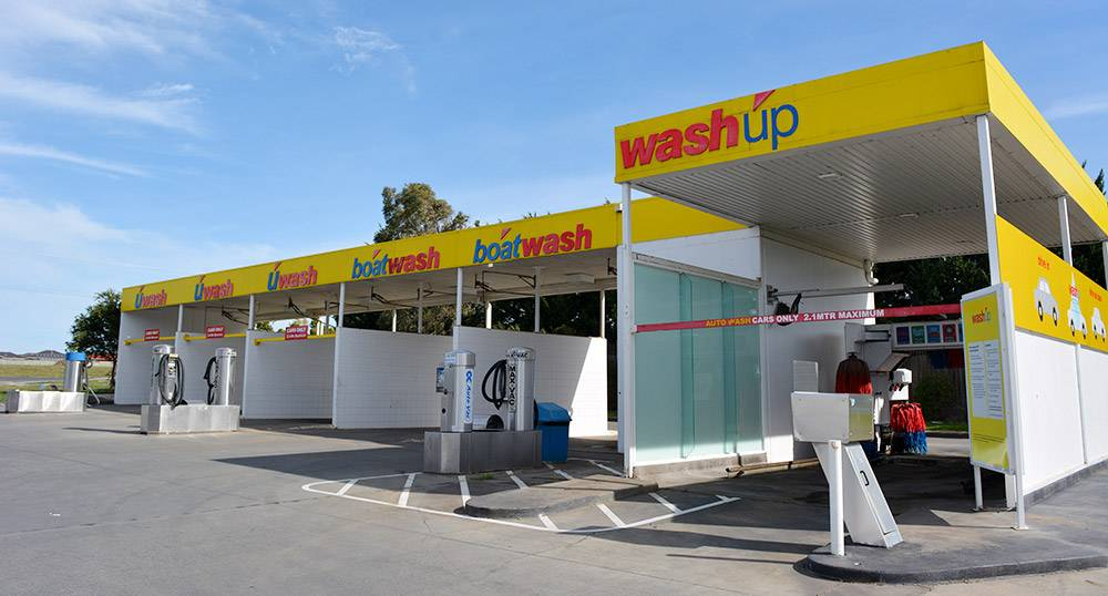 Car Wash United Petroleum 100 Australian Owned