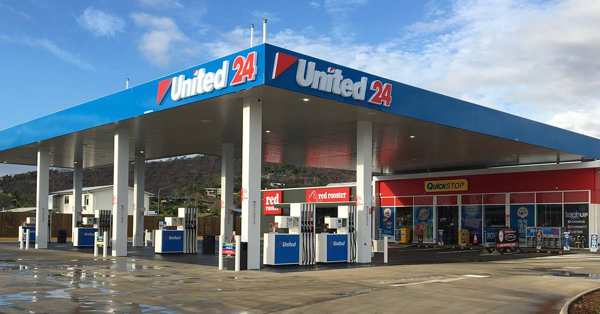 Diesel Gas Stations Near Me >> United Mt Louisa - United Petroleum – 100% Australian Owned