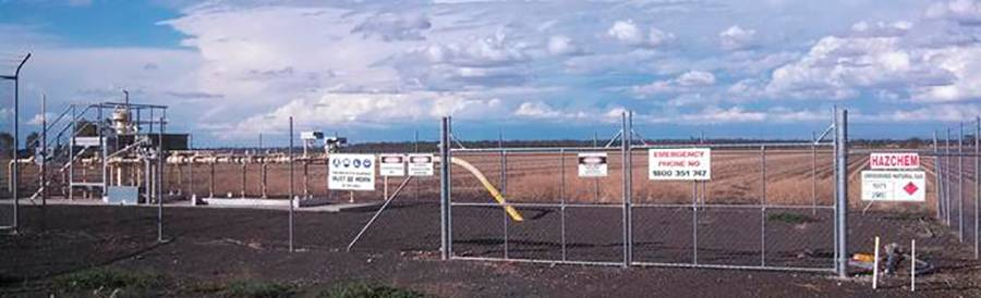 The Dalby Gas Pipeline