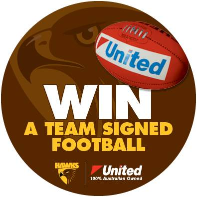 Win A Signed Football