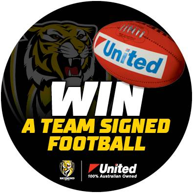 Win A Team Signed Football